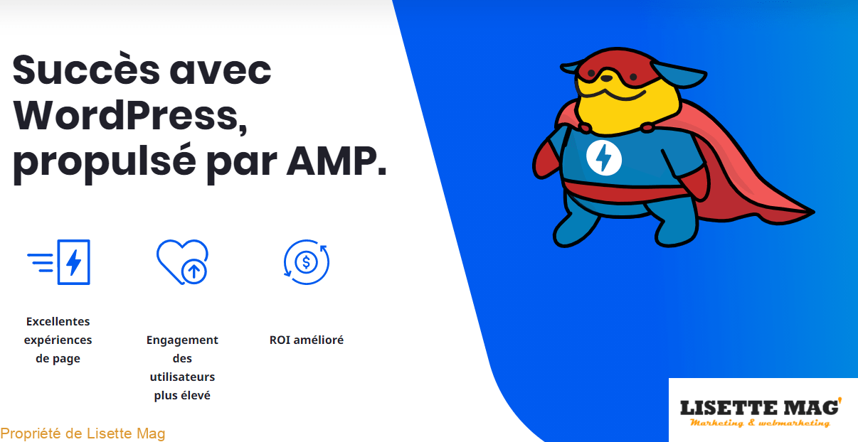 AMP for WordPress - extension officielle AMP