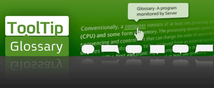 WordPress : paramétrer CM Tooltip Glossary