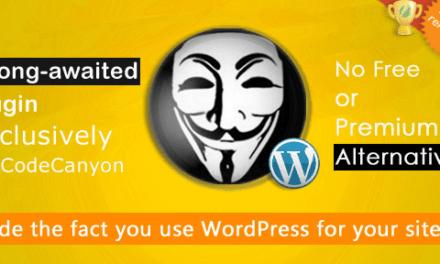 tuto WordPress : Hide my WP – Installation