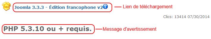 Jooml! à télécharger en version francophone