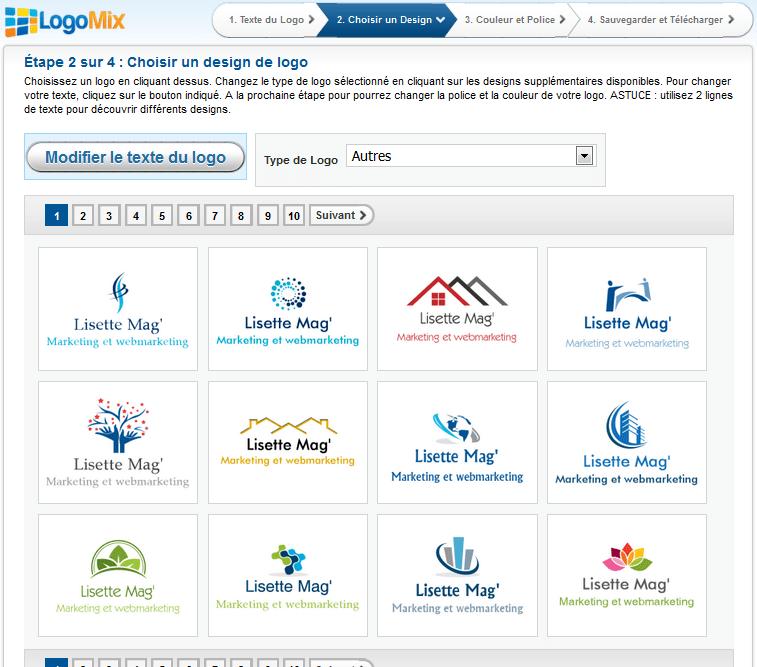 Ancienne offre LogoMix