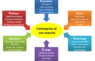 PESTEL : Analyse de l'environnement sur l'organisation