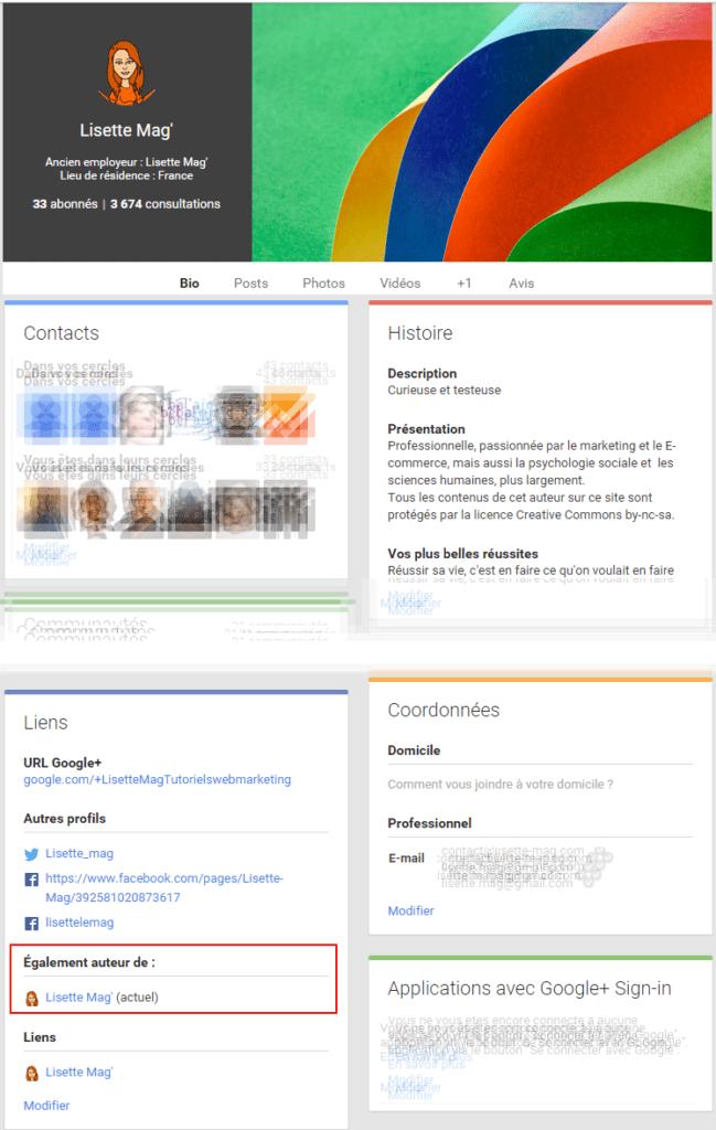Wordpress-SEO-by-Yoast : profil Google+