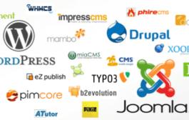 Drupal, Joomla ou Wordpress pour mon site ?