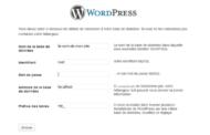 Installer WordPress en local, sur mon ordinateur ?