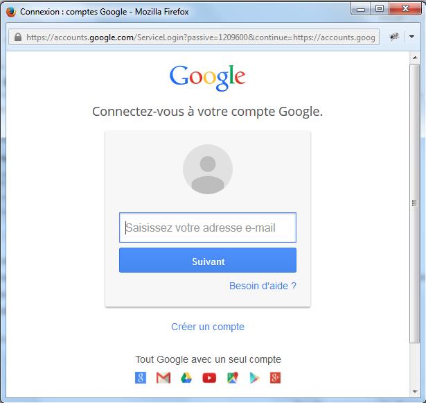 Connexion GWT dans la console de recherche Yoast SEO