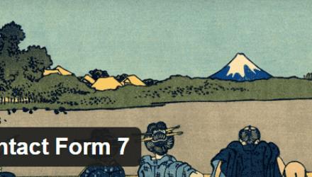 Contact Form 7 : créer un formulaire simple