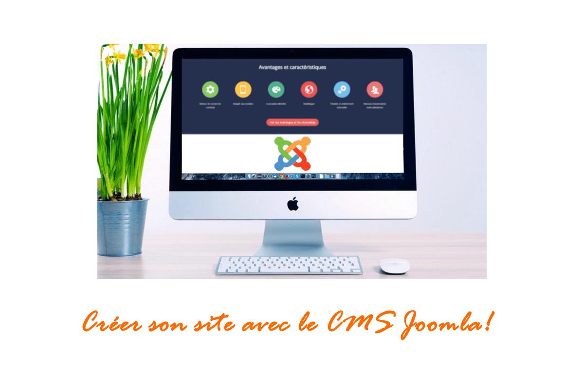 Créer son site avec le CMS Joomla!