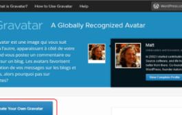 Tutoriel : comment ajouter son avatar  WordPress dans son profil ?