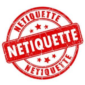 Logo netiquette