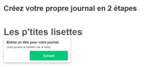paper.li - Personnaliser votre journal