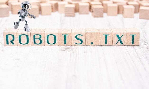 Tester son fichier robots.txt dans Google Search