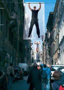 relation presse : le street marketing