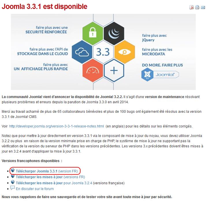 Tutoriel : comment installer Joomla « en local » (sur mon ordinateur) ?