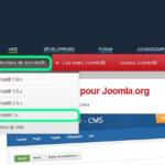 Créer un article dans Joomla !