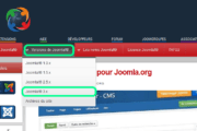 Tutoriel Joomla : logs, session et cache