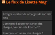 Paramétrer le flux RSS de mon site avec Feedburner